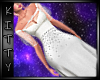 ! Sweet Bride Gown White