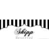 Skipp's Place Card
