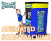 ANIMATED SODA MACHINE