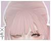 ✘ pink bangs