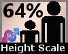 Height Scaler 64% F A