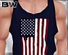 4 USA Flag Tank Shirt V2