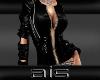 ::Black Leather Jacket::