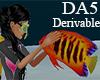 (A) Fish Tank Fish 6