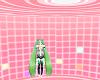 Miku Dressing Room Pink