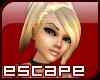 e] Blonde Arachnia Hair