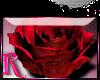*R* Red Rose Sticker