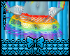 [AO] AnP Skirt Rainbow