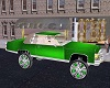 Candy Green Cadillac Dnk