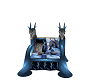Ice Dragon Chair w/Poses