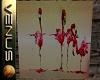 ~V~Art 7- Flamingos