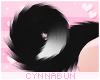 🌠 Puppy Black Tail