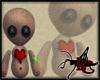Burlap Worry Doll 2.0