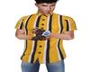 Yellow Stripes Shirt