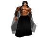 Black Master Robe