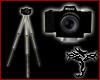 [T] Camera With Tripod