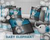 BABY ELEPHANT BENCH
