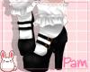 p. lolita bunny shoes