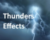 Thunders Effects