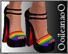 (I) Love is Love Shoes