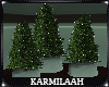 Winter Tree Decor
