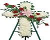 Funeral Cross Flower 2