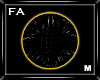 (FA)DiscoHeadV2M Gold