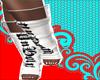 LV unholy socks