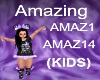 (KIDS) Amazing Song