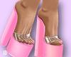 Bimbo Gum Heels