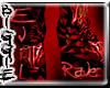 (Red Evil Raver Shoes)
