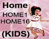 (KIDS) Home Song