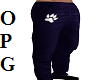 OPG PURPLE SLACKS