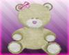 CUTE TEDDY GIRL BEAR