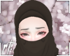 ¤ brown half niqab