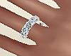 Elegant Diamond Band