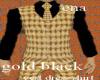 gldblk dress shirt vest