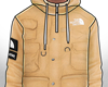 hoodie caramel