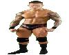 Randy Orton's cutout
