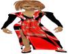 ladybug long dress