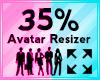 Avatar Scaler 35%