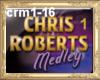 HB Chris Roberts medley1