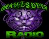 BrawlsDeep Radio Sticker