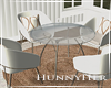 H. Modern Small Dining Table