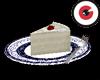 Strawberry Slice of Cake
