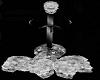 Crystal Skull Decor