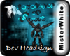MRW - Developer Headsign