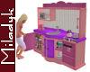 MLK Ani Blonde Kitchen