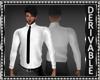 Shirt w/Necktie Mesh