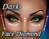 Dark Face Diamond